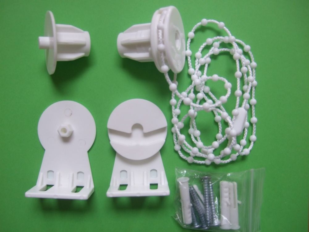 25mm Standard Plastic Roller Blind Repair Kit For 25mm 1